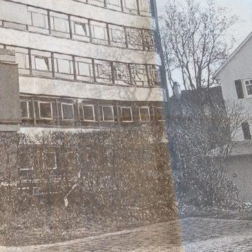 Walter Somnier-Stiftung baut neben dem Rathaus
