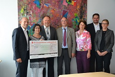 Triple P Projekt mit € 10.000,- gefördert